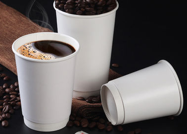 8oz 12oz 16oz Disposable Hot Coffee Paper Cups Paper Drinking Cups