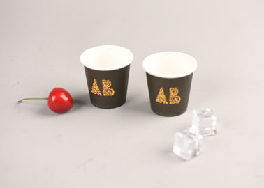China 2oz 6oz 7oz 9oz Hot Water Cups Little Taste Disposable Paper Cups / Wash Room Disposable Cups factory