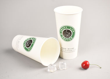 China 20oz Food Grade Disposable Coffee Paper Cups Coffee to Go Disposable Cups factory